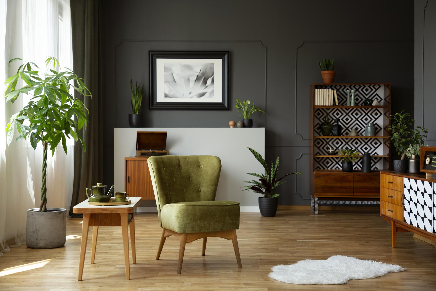 Wnętrza w stylu retro – urządzamy stylowe mieszkanie