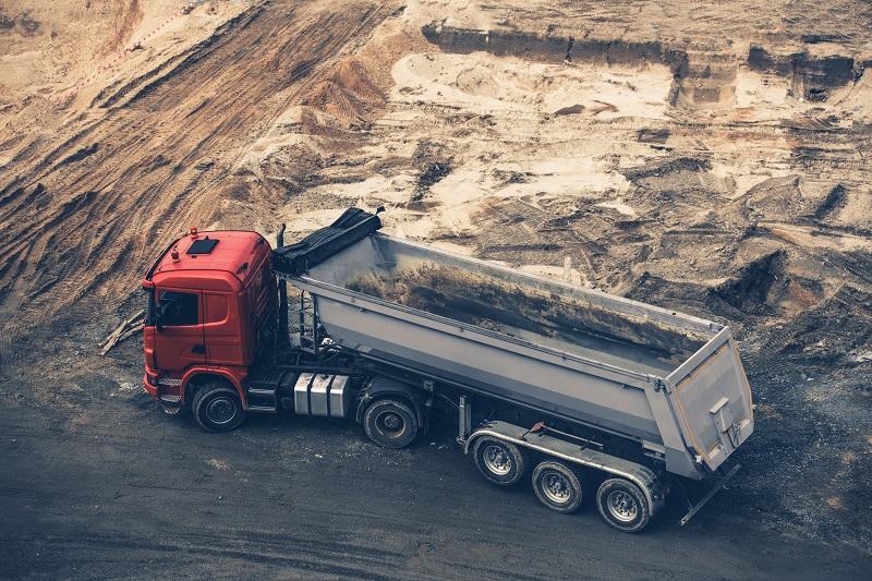 Usługi logistyczne dla budownictwa